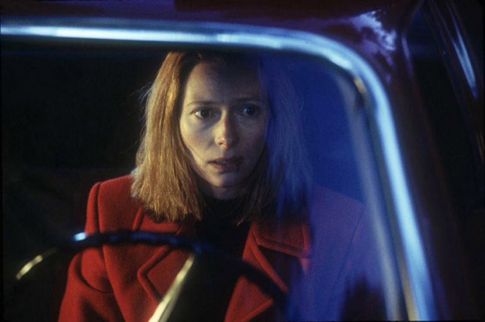 Film still from The Deep End (2001).