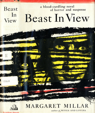 Beast In View cover.