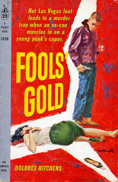 Pocket edition of Fools' Gold