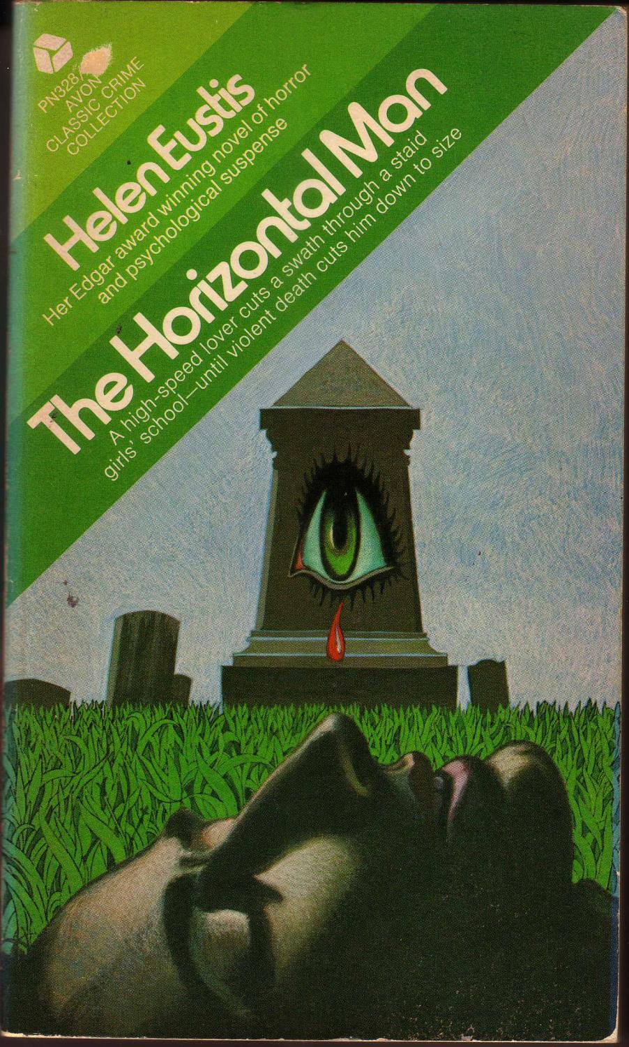 The Horizontal Man cover.