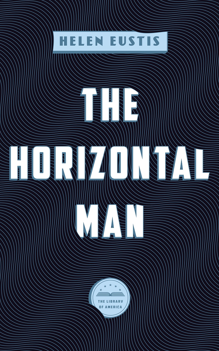 Horizontal Man E-book cover.
